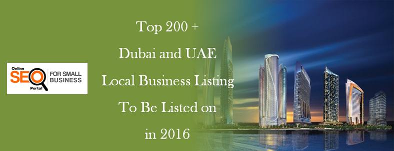 Top business listing sites Dubai