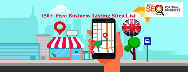 Top business listing sites in UK