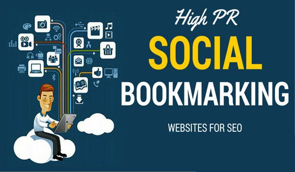 Top Bookmarking sites list